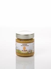 Honig mit Haselnüssen 180g